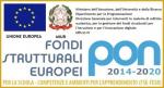 "Fondi Strutturali Europei ""PON 2014- 2020"""