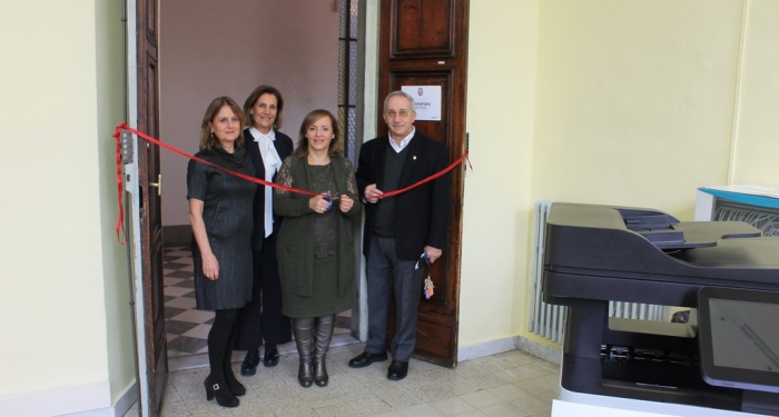 inaugurazione lab digitale